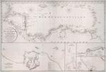 Carte esferica del mar de las Antilles y de las costas de tierra firme