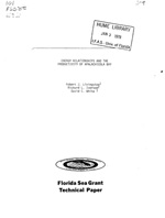 Energy relationships and the productivity of Apalachicola Bay