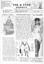 Star (Roseau, Dominica). August 24, 1968.