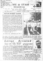 Star (Roseau, Dominica). February 1, 1969.
