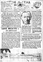 Star (Roseau, Dominica). January 16, 1971.