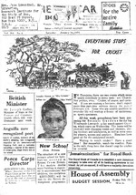 Star (Roseau, Dominica). January 30, 1971.