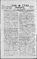 Star (Roseau, Dominica). April 29, 1977.