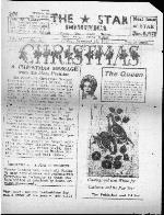 Star (Roseau, Dominica). December 23, 1977.