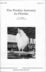 The poultry industry in Florida