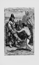 Life and adventures of Robinson Crusoe