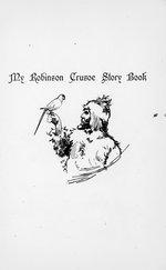My Robinson Crusoe story book
