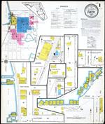 Eustis, Lake County, Florida, 1917