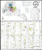 Insurance maps of Fort Lauderdale, Florida