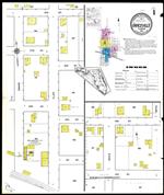 Insurance maps of Graceville, Florida