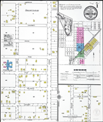 Insurance maps of Homestead, Florida