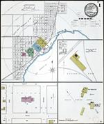 Kissimmee City, Osceola County, Florida, 1893