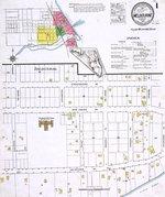 Insurance maps of Melbourne, Florida