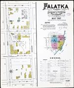 Palatka, Putnam County, Florida, 1887
