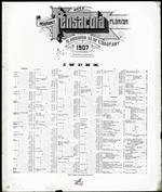 Pensacola, Escambia County, Florida, 1907