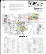 Tampa, including West Tampa, Ybor City, Port Tampa City and Port Tampa, Florida, 1899