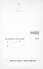 Contrato de opciâon; : Decreto ley nâumero 882 de 19 de febrero de 1935.