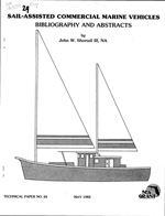 Sail-assisted commercial marine vehicles