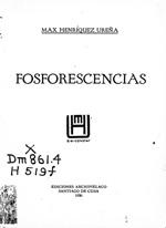 Fosforescencias