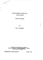 Analisis economico de fertilizacion de cana de Azucar