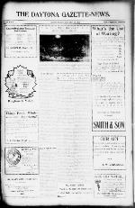 The Daytona gazette=news