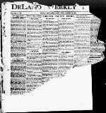 The DeLand weekly news