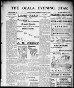 The Ocala evening star.