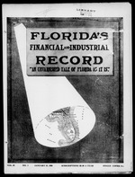 Florida's financial and industrial record