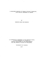 A nonlinear analysis of Arabic syllabic phonology, with special reference to Makkan