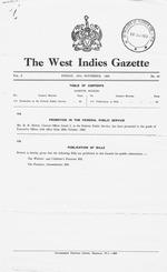 The West Indies gazette