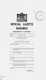 Official gazette