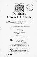 Official gazette - Dominica