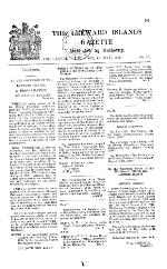 Leeward Islands gazette