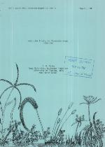 Herbicide trials for vegetable crops.