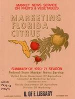 Marketing Florida citrus
