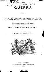 Guerra de la separación dominicana