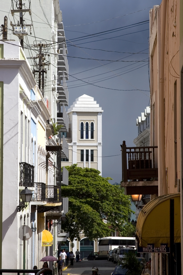 Capilla San Francisco view from the Calle de la Tanca (northerly view) - Image 1