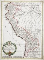 Carte du Perou