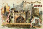 Little folk's trip abroad