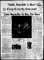 The Clay County crescent