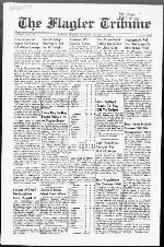 The Flagler tribune