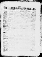 The Florida peninsular