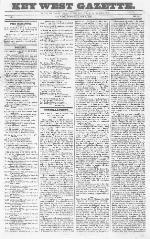 Key West gazette