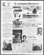 The Kissimmee gazette.