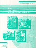 Gender Issues in Agriculture and Natural Resources Management