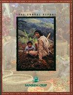 1995 Annual report - SANREM CRSP