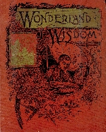Wonderland of wisdom, or, The boys library