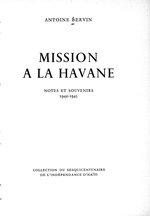 Mission à La Havane