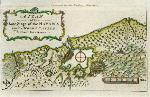 A Plan of the late siege of the Havana, and Moor's Castle, & their environs