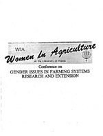 Contribution of women to agriculture in Taiwan